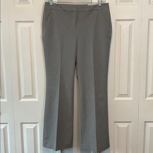 NWT Chico's gray so Slimming trouser pant